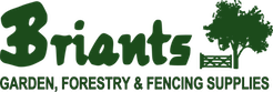 Briants forestry and fencing supplies.